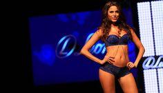 Las mejores modelos internacionales subieron a la pasarela del Leonisa Fashion Show 2014 y mostraron los nuevos modelos de lencería de la firma colombiana.