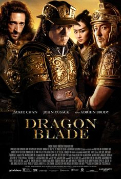 Dragon Blade (2015) [Average]  I was anticipating this release after I saw the trailer. However, it was very mixed. The screenplay was all over the place, even taking into account the oriental approach to storytelling, yet the action was excellent and well choreographed - all credit to Jackie Chan for this. I saw the US-cut, 24 minutes shorter than the original edit, so this could account for the jumps and gaps in the story and account for the lower than expected rating.