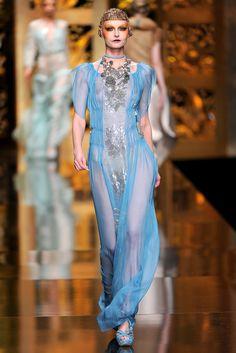 John Galliano for Christian Dior Fall 2009 RTW