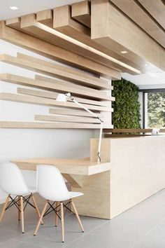 Dental Office Inspiration – Stylish Designs That Deserve To Come Home With You (https://www.pinterest.com/AnkAdesign/office-buldings-design/)