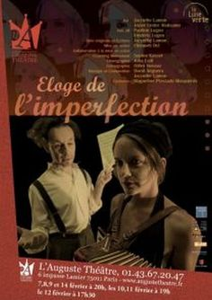 ELOGE de L'IMPERFECTION