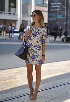 Glam4You por Nati Vozza | Meu look: NYFW #2