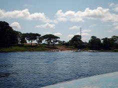 San Fernando de Atabapo. Río Atabapo, Amazona.