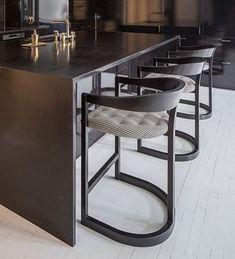 Mid-Century Bar Chairs Meet Modern Lighting Pieces You'll Love Metal Chairs, Bar Chairs, Bar Stools, Dining Chairs, Room Chairs, Fabric Chairs, Desk Chairs, Lounge Chairs, Iron Furniture