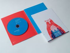 All Shall Be Well / design and illustration by The Televised War. #packaging #music #print