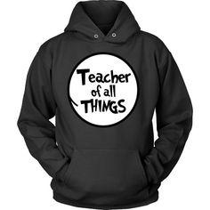 Teacher - Of All Things