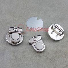 2-5-10-20-Closure-Catch-Tuck-4-Leather-Bag-Case-Clasp-hangbag-Purse-Lock-CT265