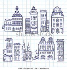Desenho Janela Fotos, imagens e fotografias Stock | Shutterstock