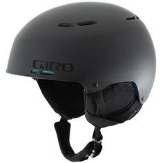 Giro Combyn Snowboard Helmet Matte Black