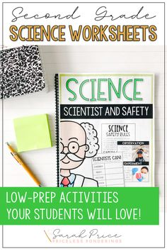 teaching students about what is a scientist and science safety in the classroom will come to life with these fun hands on activities and resources.
