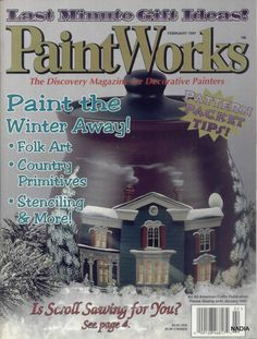 Album Archive - Paintworks - 1997 February