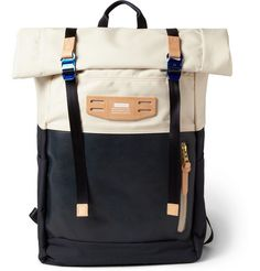 Master-Piece canvas backpack