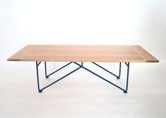 Garza Marfa Coffee Table (various colors base avail.) $1800