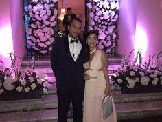 Alberto Lizcano y Liliana Sánchez