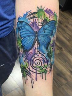 Life is Strange - Billy Toler NiteOwl Tattoo Tampa FL