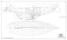 Sparkman & Stephens: Pilot Class - Design 539