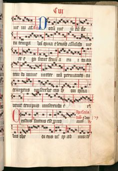 Missale, cum notis musicis et cum figuris literisque pictis Berthold Furtmeyr Clm 23032 [Regensburg], Ende 15. Jahrhundert Folio 106