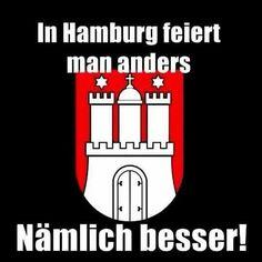 Hamburg Most Beautiful Cities, Amazing Places, Germany Travel, The Good Place, City, Fun Stuff, Pearl, Motivation, Future