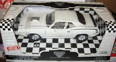 1/18 1:18 Diecast 1970 Plymouth Cuda 440 1 of 2500 29038