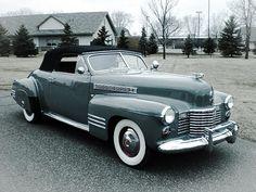 1941 Cadillac Series 62 Convertible....  #windscreen #windblocker #winddeflector