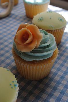 Jade wedding, Bathwick Boatman by Bath Baby Cakes, via Flickr