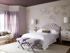 purple bedroom 18 ideas