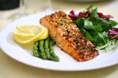 Detox Diet One-Sheet--Dr. Mark Hyman's new 10 day detox diet on Dr. 10 Day Detox Diet, Dieta Dash, Clean Eating, Eating Lean, Roasted Salmon, Grilled Salmon, Dill Salmon, Baked Salmon, Salmon Salad