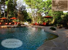 Swimming Pool, Masonry & Landscaping Project traditional pool