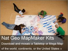 MapMaker Page Maps - National Geographic Education