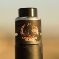 The Roughneck V2, machined to perfection. Blk & Tungsten Skull Camo. zap www.vapeamp.com | American Made #therigmod #teamrigmod #vapeamp - See more at: http://iconosquare.com/viewer.php#/myLikes/list