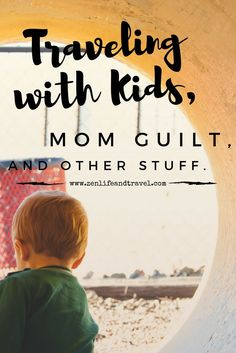 Why I am not the mom I thought I would be and why I don't travel with my daughter | Traveling With Kids | Parenting |
