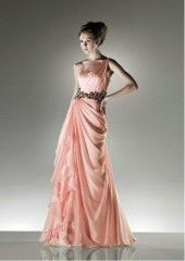 Boutique Beadings Sweetheart Beautiful Ruffle Above Knee Length Cocktail Dress