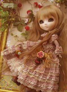 Mako's Factory: Bonecas Pullips customizadas - GEEKISS