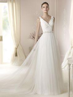 Brautkleider im gehobenen Preissegment | miss solution Bildergalerie - Dalina by WHITE ONE