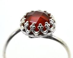 Popular items for garnet jewelry on Etsy