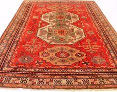 In offerta è un tappeto oriente persiano annodato a mano; questi tappeti sono…