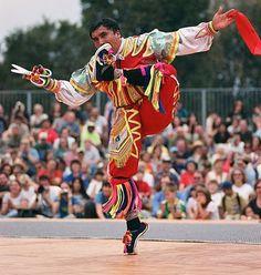 Peruvian scissor dancers....coolest thing ever!