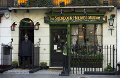 The Sherlock Holmes Museum - 15 Must-See Literary Sights in London   Fodor's Travel