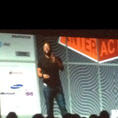 Baratunde Thurston, SXSW keynote speaker. Keynote Speakers