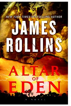 Altar of Eden (Paperback). Read the story description here: http://jamesrollins.com/book/altar-of-eden/