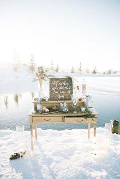 Park City, Utah Chocolate Bar Marriage Proposal
