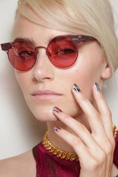 Minx x Missoni and Many More: Nail Designs We're Coveting   | Beauty High