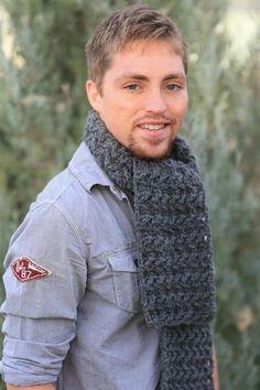 Sciarpa per uomo maglia nella scelta del colore di PenandHook