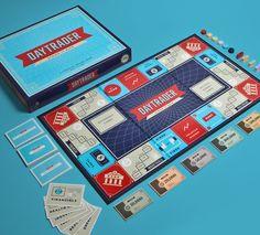 Daytrader Board Game – PlayDaytrader