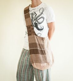 Limitied Edition Handwoven Purist Hippie Hobo by AmazingThaiStore, $19.00