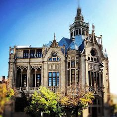 Palace of Happiness in Baku