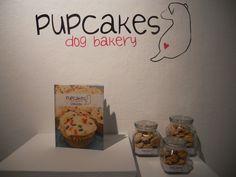 Pupcakes Dog Bakery Cookbook by Claire Guzik, via Behance