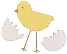 Quickutz die 4 - rev-0184 Chick