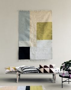 Area Rug Sizes Kelim rug with a significant graphic touch and colour palette Our Kelim Rugs are hand made and therefore a slight difference in weaving from rug to rug ca