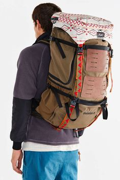 Chums Sinawava 65 Backpack - Urban Outfitters
